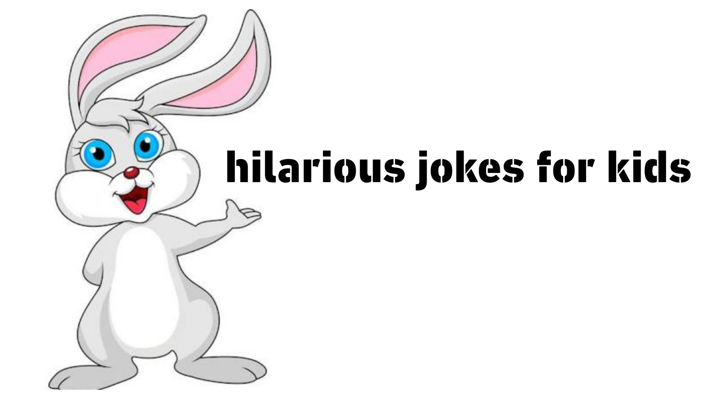 50+ Funny rabbit jokes for kids