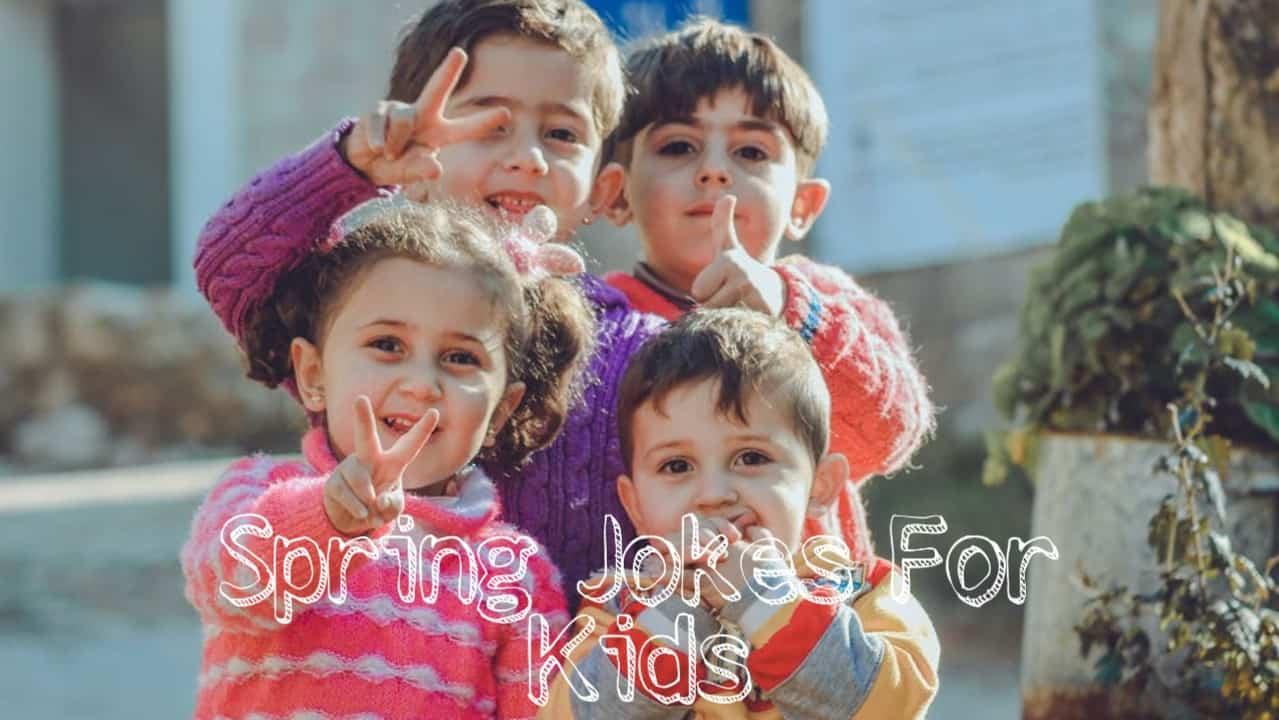Best Spring jokes For kids