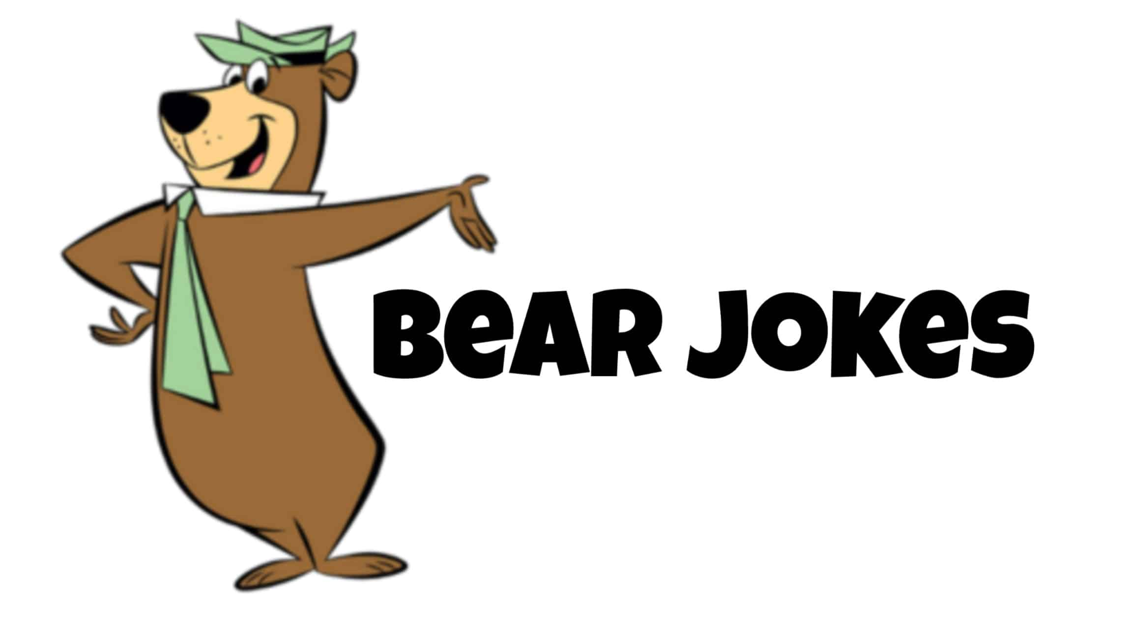 50+ Bear jokes for kids