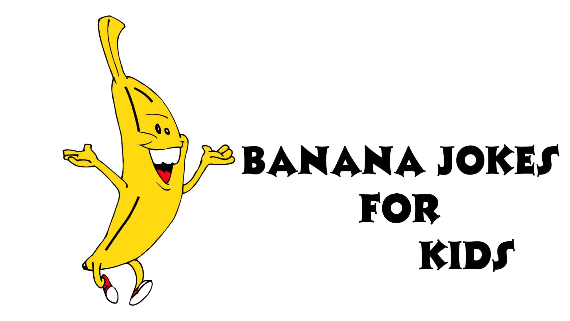 75 Great Banana jokes for kids