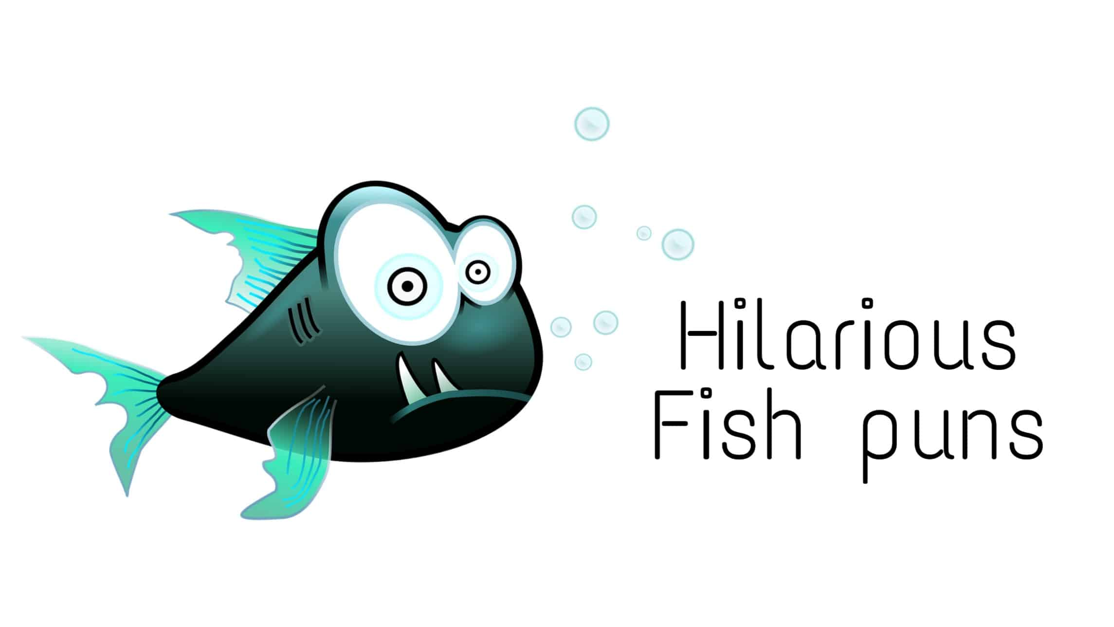 94 Fish Puns That'll Make You Laugh So Hard