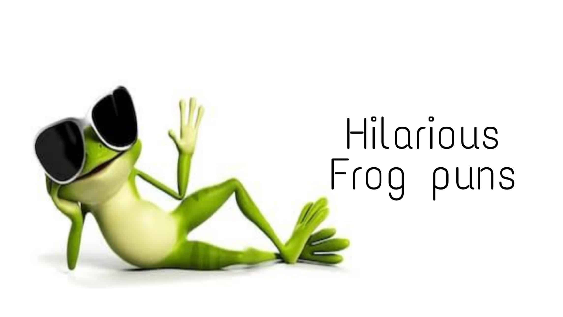 84+ Frog Puns And Jokes To Make You Laugh
