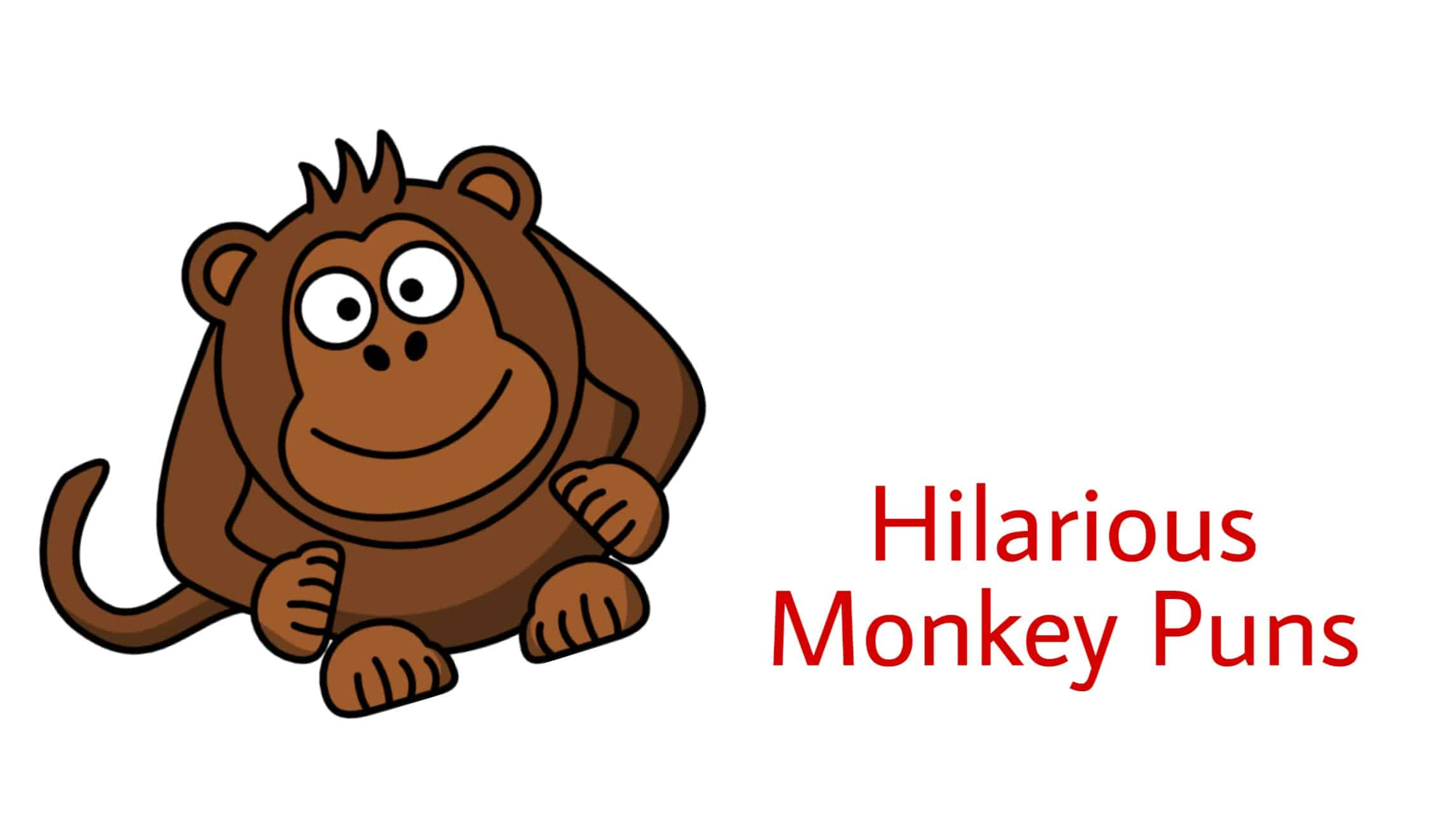 Funny Monkey Puns To Make You Laugh Hard