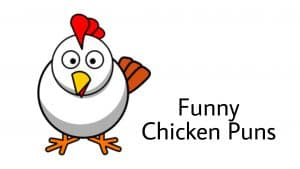 Read more about the article 80+ Best Chicken puns Guaranteed To Make You Laugh
