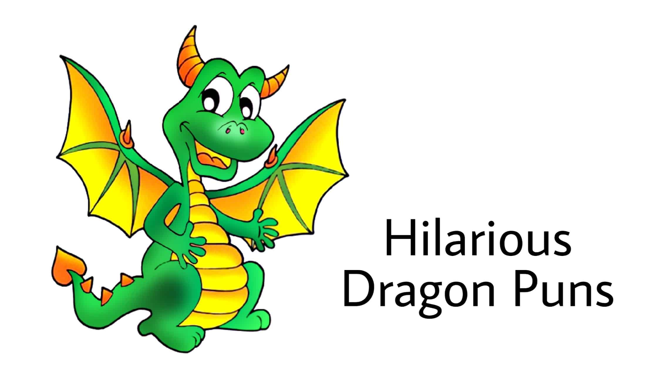 70 Dragon puns That Made Me Laugh Out Loud