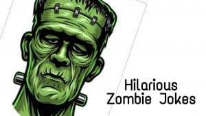 50+ Top Best Zombie Jokes To Make You Smile