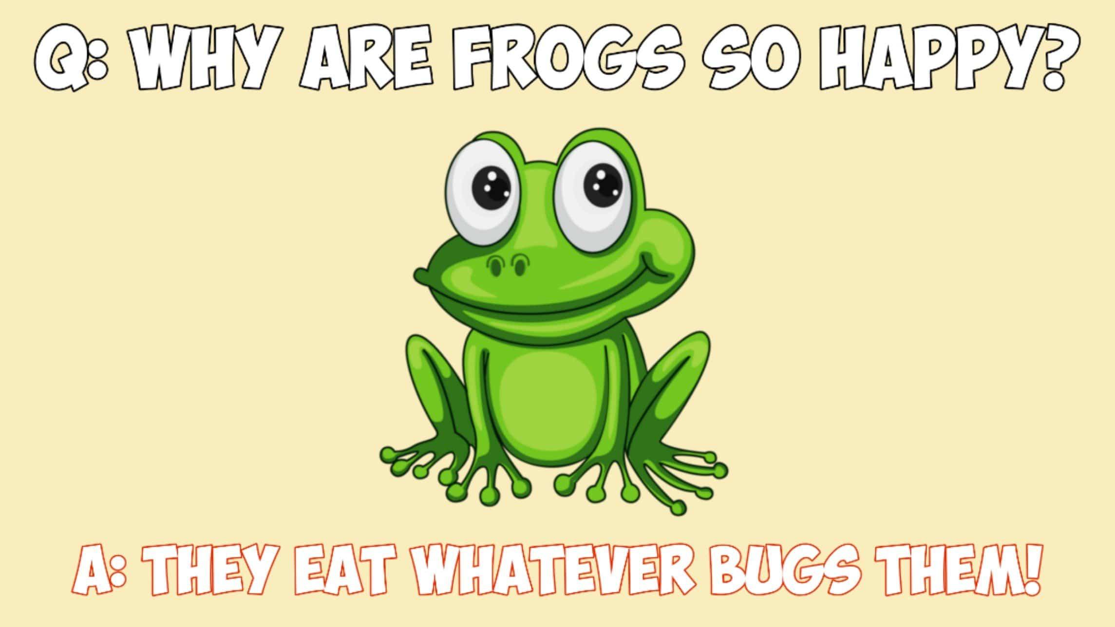 Best frog puns