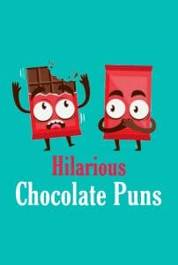 Read more about the article 60+ Chocolate Puns That Will Justify Your Chocolate Addiction