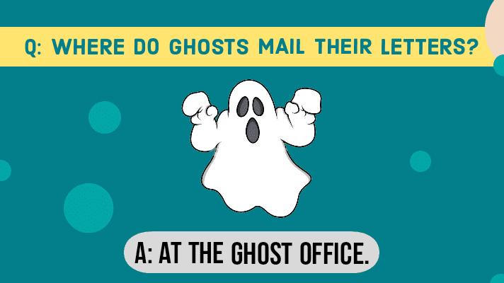 Best ghost jokes