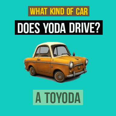 Puns about cars