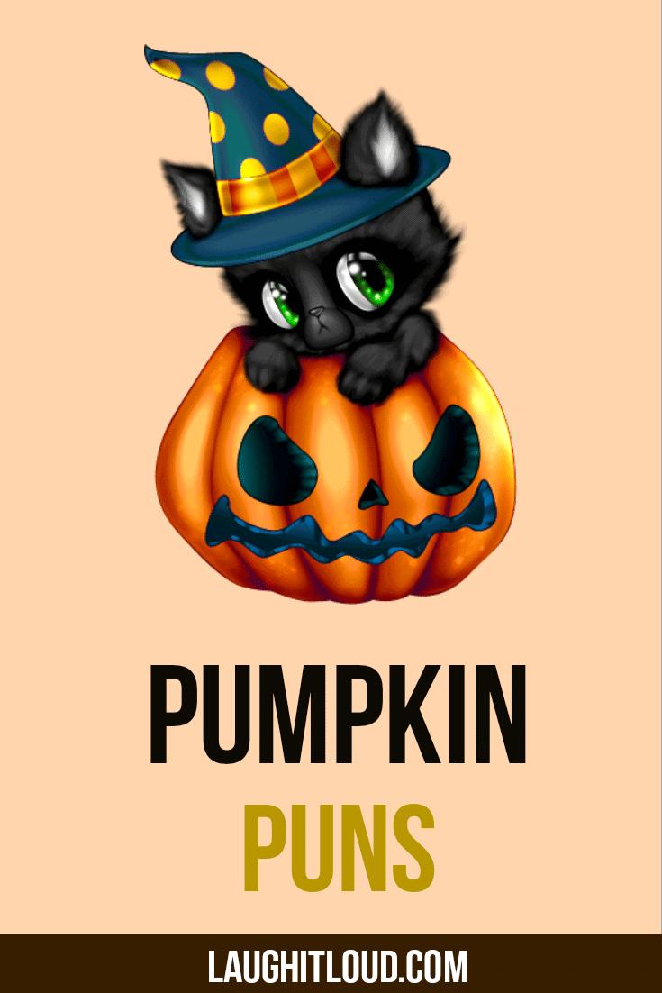 60 Pumpkin Puns For Halloween Night