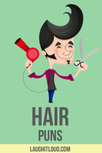 50+ Hair Puns That Are Hair-larious