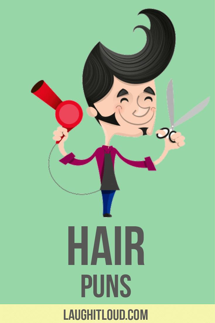 50+ Hair Puns That Are Hair-larious
