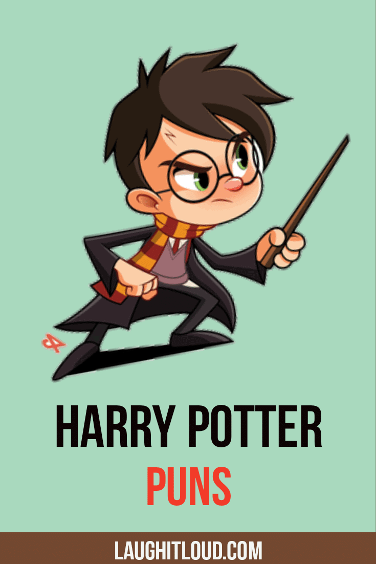 90 Harry Potter Puns That Will Always Make You Laugh