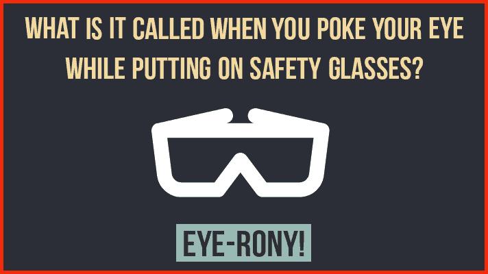 eye puns
