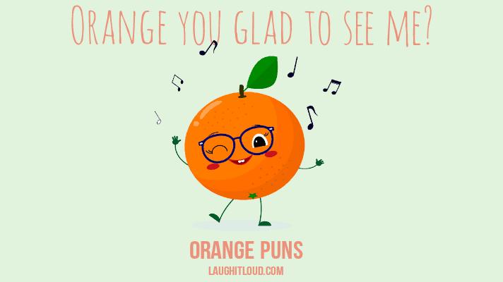 40 Orange Puns To Make Your Fanta Sea Come True