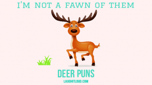 40 Deer Puns That Are So Deer To Me