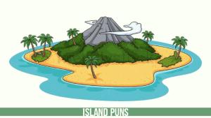 The Best Island Puns