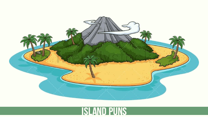 You are currently viewing The Best Island Puns