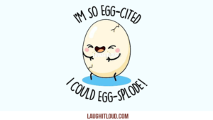 60+ Great Egg Puns That will crack you up