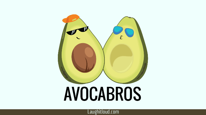 50+ Best Avocado Puns To Rock Your Guac