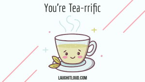 Read more about the article 40 Tea Puns That Are Tea-riffic! To Read