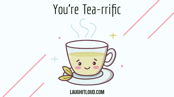 You are currently viewing 40 Tea Puns That Are Tea-riffic! To Read